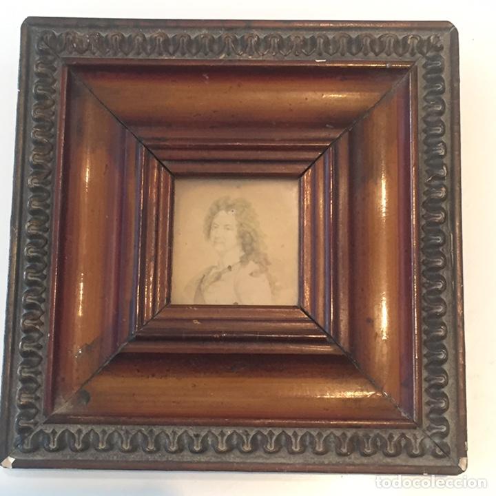 Varios objetos de Arte: 2 Antiguos retratos - Foto 2 - 142050517