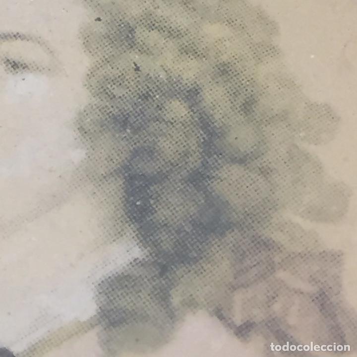 Varios objetos de Arte: 2 Antiguos retratos - Foto 4 - 142050517
