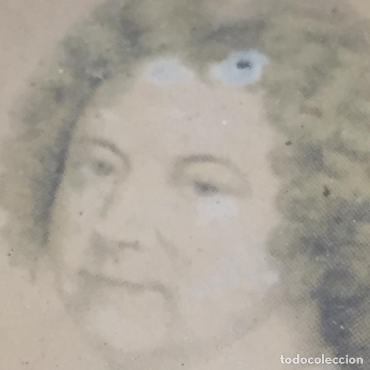 Varios objetos de Arte: 2 Antiguos retratos - Foto 5 - 142050517