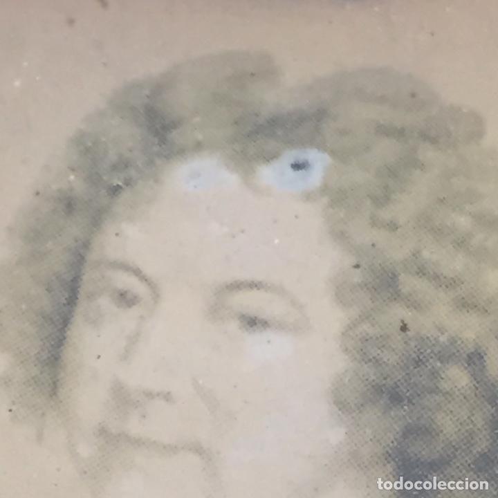 Varios objetos de Arte: 2 Antiguos retratos - Foto 6 - 142050517