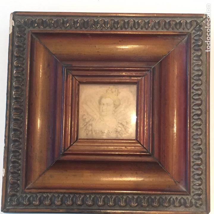 Varios objetos de Arte: 2 Antiguos retratos - Foto 9 - 142050517