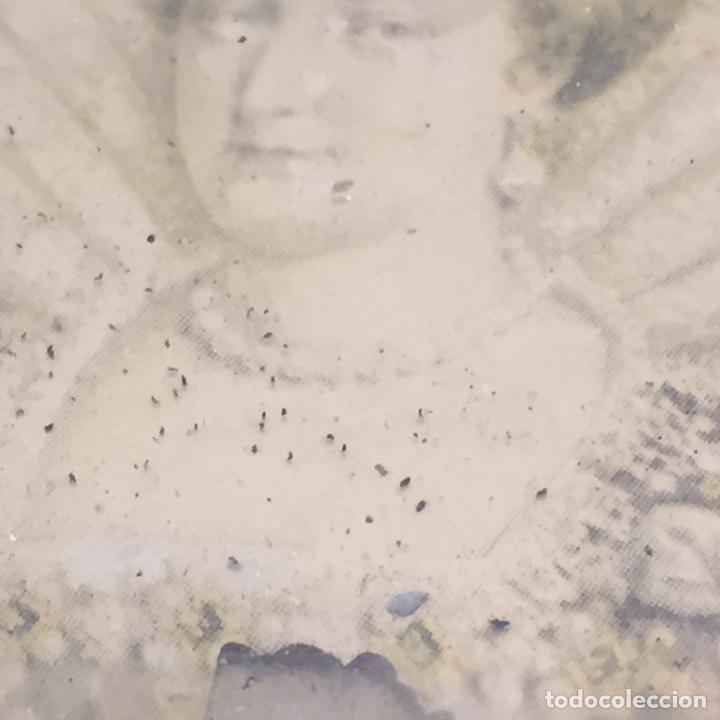 Varios objetos de Arte: 2 Antiguos retratos - Foto 12 - 142050517