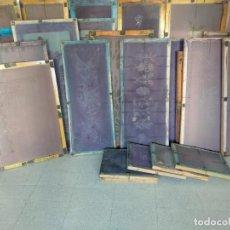 Varios objetos de Arte: GRAN LOTE: 29 PANTALLAS SERIGRÁFICAS / SERIGRAFÍA / SOLO MADRID. Lote 142610114