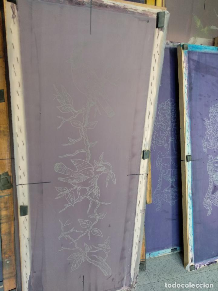 Varios objetos de Arte: GRAN LOTE: 29 Pantallas serigráficas / serigrafía / SOLO MADRID - Foto 5 - 142610114
