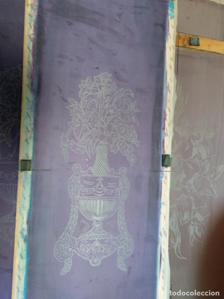Varios objetos de Arte: GRAN LOTE: 29 Pantallas serigráficas / serigrafía / SOLO MADRID - Foto 6 - 142610114