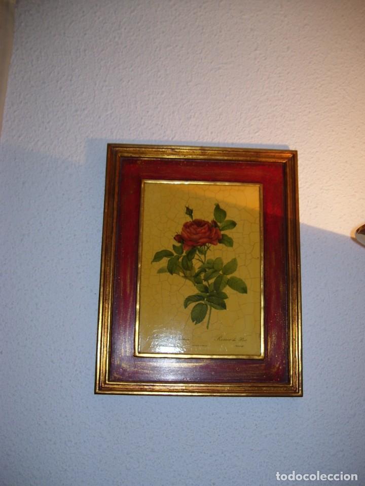 PRECIOSO CUADRO AÑOS 60 FIRMADO (Arte - Varios Objetos de Arte)