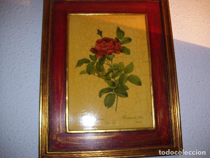 Varios objetos de Arte: PRECIOSO CUADRO AÑOS 60 FIRMADO - Foto 2 - 143544954