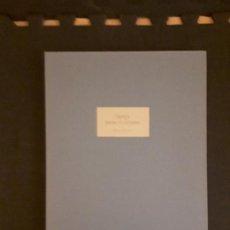 Varios objetos de Arte: TAPIES. DERRIERE LE MIROIR. TIRADA DE 150 EJEMPLARES. MAGNÍFICO.. Lote 143727738