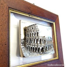 Varios objetos de Arte: BAJORRELIEVE, PANNO PLATA DE LEY, LIQUIDACIÓN DE COLECCION FAMILIAR!!!. Lote 144095558