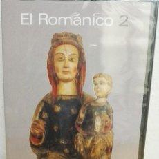 Varios objetos de Arte: DVD TESOROS DEL ARTE ESPAÑOL, EL ROMÁNICO 2. Lote 144518790