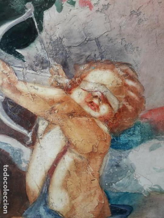 Varios objetos de Arte: Cuadro de un ángel - Foto 2 - 144842310