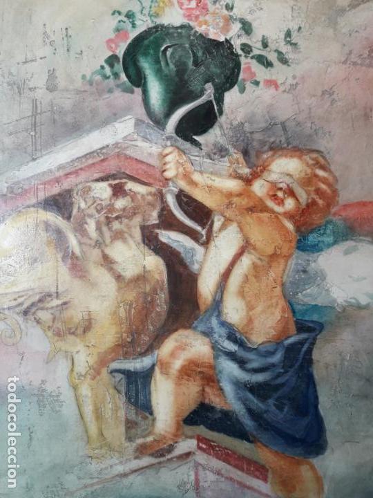 Varios objetos de Arte: Cuadro de un ángel - Foto 3 - 144842310