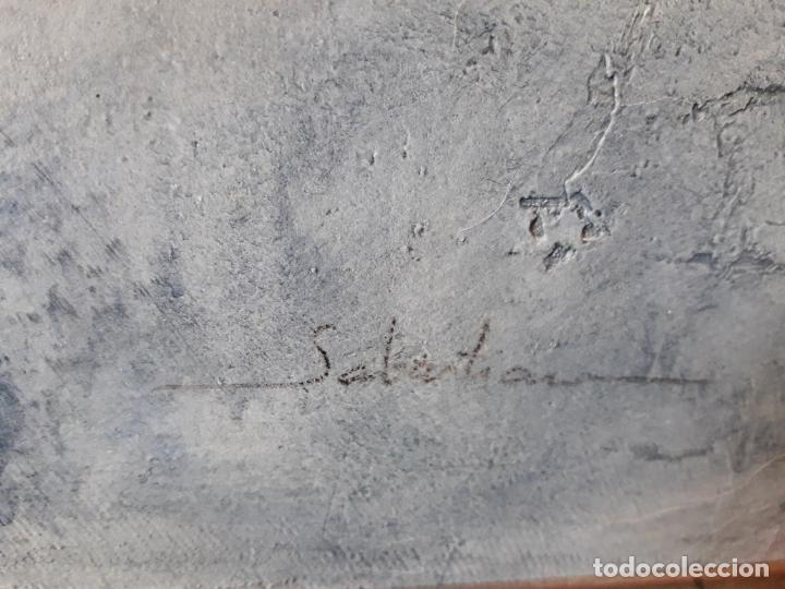 Varios objetos de Arte: Cuadro de un ángel - Foto 5 - 144842310