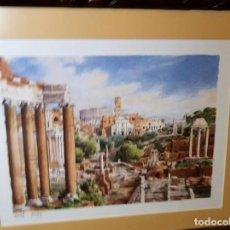 Varios objetos de Arte: FORO ROMANO. Lote 145280262
