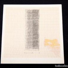 Varios objetos de Arte: HERNANDEZ PIJUAN - SALA GASPAR - 1979 - LITOGRÁFICA. Lote 145735850
