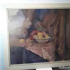 Varios objetos de Arte: BODEGÓN TÉCNICAS MIXTAS . Lote 146094838