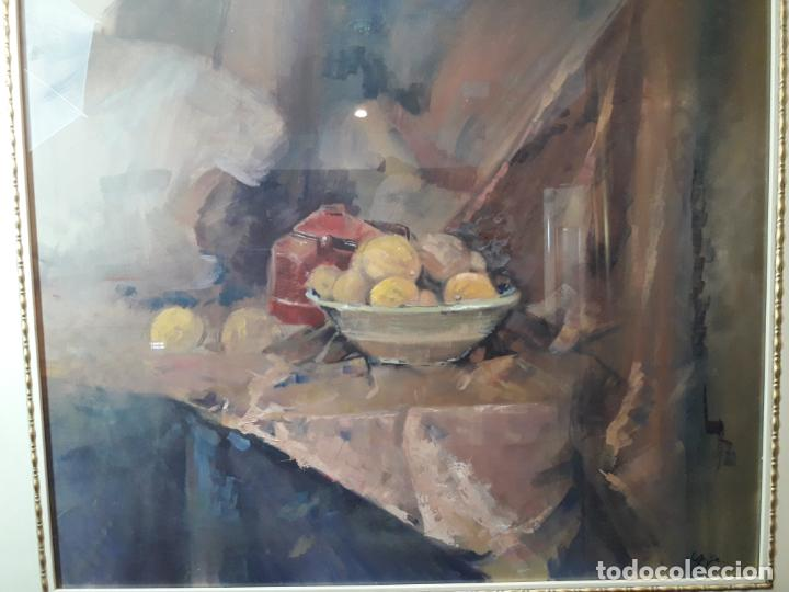 Varios objetos de Arte: Bodegón técnicas mixtas - Foto 2 - 146094838