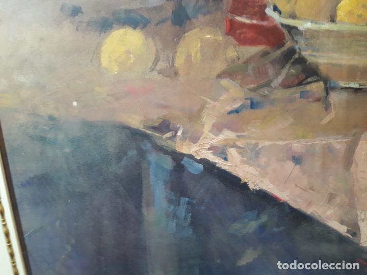 Varios objetos de Arte: Bodegón técnicas mixtas - Foto 5 - 146094838