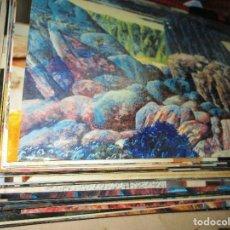 Varios objetos de Arte: ANTONIO FERRIS PINTOR VALENCIA BOCAIRENT LOTE 158 FOTOS ORIGINALES ANTIGUAS DE SU PINTURA. Lote 146322414