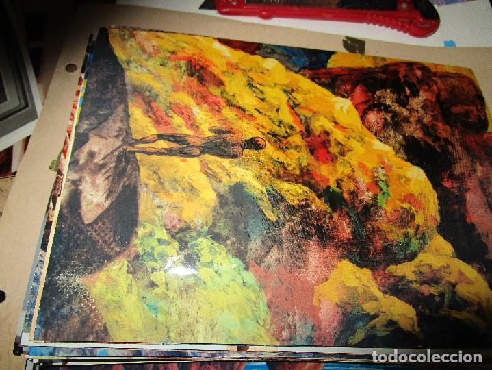 Varios objetos de Arte: ANTONIO FERRIS PINTOR VALENCIA BOCAIRENT LOTE 158 FOTOS ORIGINALES ANTIGUAS DE SU PINTURA - Foto 6 - 146322414