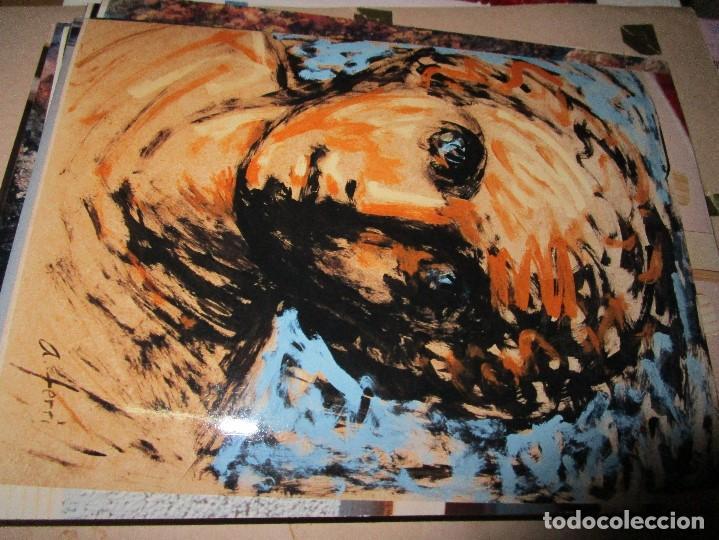 Varios objetos de Arte: ANTONIO FERRIS PINTOR VALENCIA BOCAIRENT LOTE 158 FOTOS ORIGINALES ANTIGUAS DE SU PINTURA - Foto 8 - 146322414