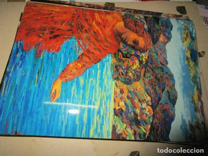 Varios objetos de Arte: ANTONIO FERRIS PINTOR VALENCIA BOCAIRENT LOTE 158 FOTOS ORIGINALES ANTIGUAS DE SU PINTURA - Foto 9 - 146322414