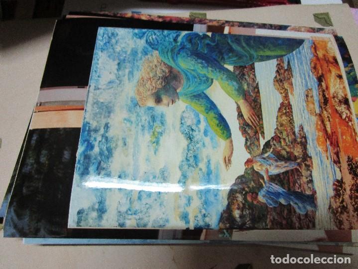 Varios objetos de Arte: ANTONIO FERRIS PINTOR VALENCIA BOCAIRENT LOTE 158 FOTOS ORIGINALES ANTIGUAS DE SU PINTURA - Foto 11 - 146322414