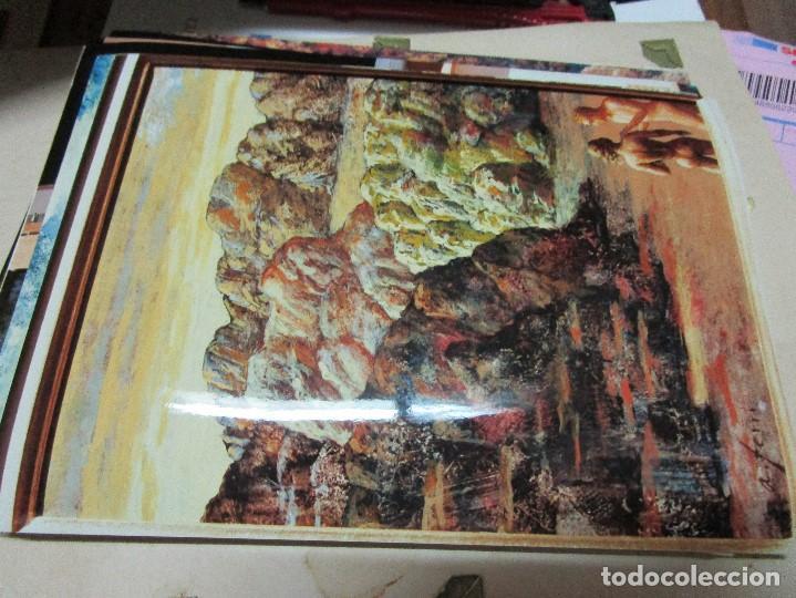 Varios objetos de Arte: ANTONIO FERRIS PINTOR VALENCIA BOCAIRENT LOTE 158 FOTOS ORIGINALES ANTIGUAS DE SU PINTURA - Foto 12 - 146322414