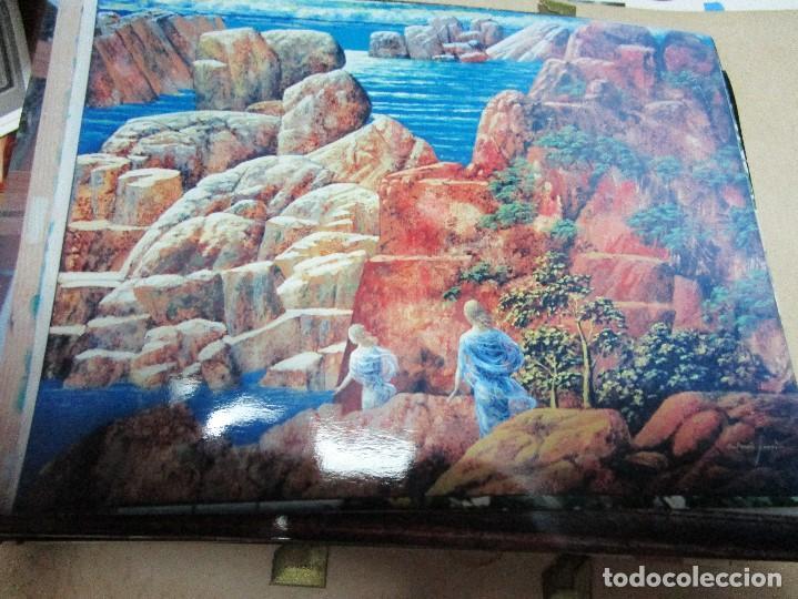 Varios objetos de Arte: ANTONIO FERRIS PINTOR VALENCIA BOCAIRENT LOTE 158 FOTOS ORIGINALES ANTIGUAS DE SU PINTURA - Foto 16 - 146322414