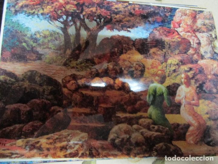 Varios objetos de Arte: ANTONIO FERRIS PINTOR VALENCIA BOCAIRENT LOTE 158 FOTOS ORIGINALES ANTIGUAS DE SU PINTURA - Foto 20 - 146322414