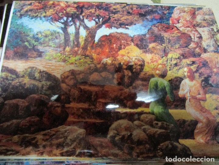 Varios objetos de Arte: ANTONIO FERRIS PINTOR VALENCIA BOCAIRENT LOTE 158 FOTOS ORIGINALES ANTIGUAS DE SU PINTURA - Foto 21 - 146322414