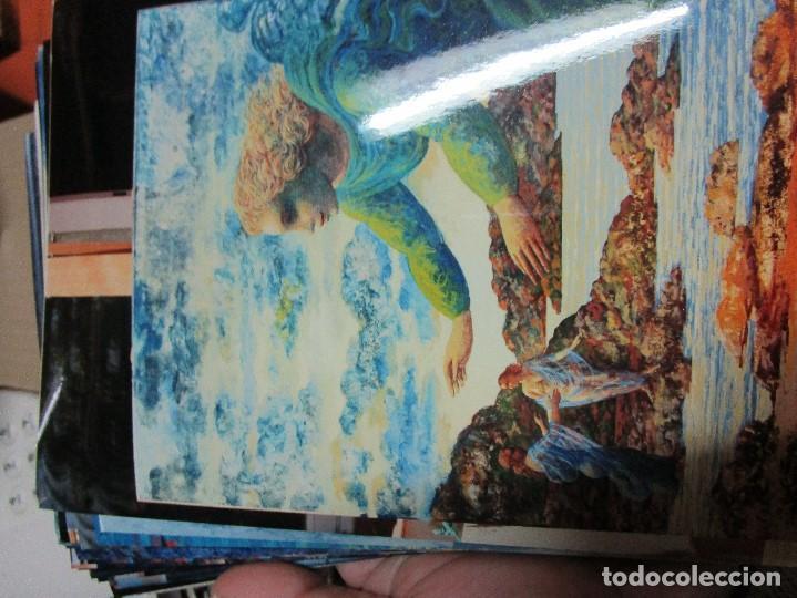 Varios objetos de Arte: ANTONIO FERRIS PINTOR VALENCIA BOCAIRENT LOTE 158 FOTOS ORIGINALES ANTIGUAS DE SU PINTURA - Foto 23 - 146322414