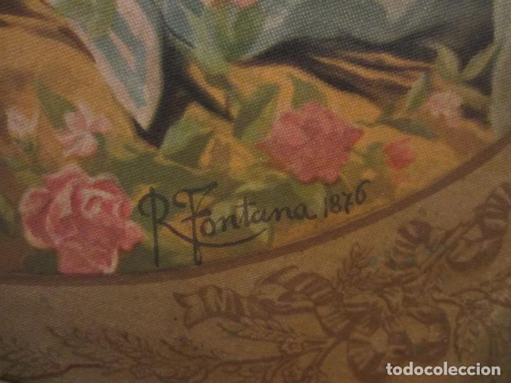Other art objects: PRECIOSO CUADRO,CON MARCO ORIGINAL - Foto 3 - 146618718