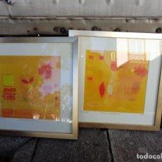 Varios objetos de Arte: CUADROS DEL ARTISTA CHRISTIANE BEHR. Lote 146721398