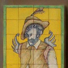 Varios objetos de Arte: MURAL DE AZULEJOS. Lote 146862798