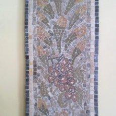 Varios objetos de Arte: MOSAICO DE TESELA DE PIEDRA. Lote 146869754