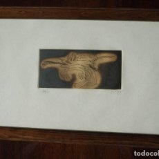 Varios objetos de Arte: ZUSH. 1.UROXOS,LIBRO DE ARTISTA,COLECCIÓN LIMITADA,NUMERADA,FIRMADA Y ENRIQUECIDA A MANO. 2.GRABADO . Lote 147296838
