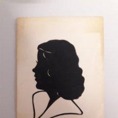 Varios objetos de Arte: CARICATURA DE PAPEL RECORTADO A TIJERAS. AÑOS 30-40. Lote 147762373