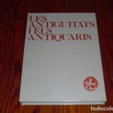 Varios objetos de Arte: LES ANTIGUITAS I ELS ANTIQUARIS - AÑO 1985 -. Lote 148057518
