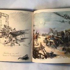 Varios objetos de Arte: HANS LISKA, ÁLBUM DE DIBUJOS DEL FRENTE 1943. Lote 149522062