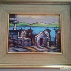 Varios objetos de Arte: ESMALTE. Lote 149981574