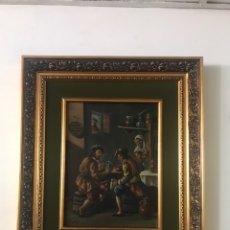 Varios objetos de Arte: ANTIGUO CUADRO. Lote 150690964