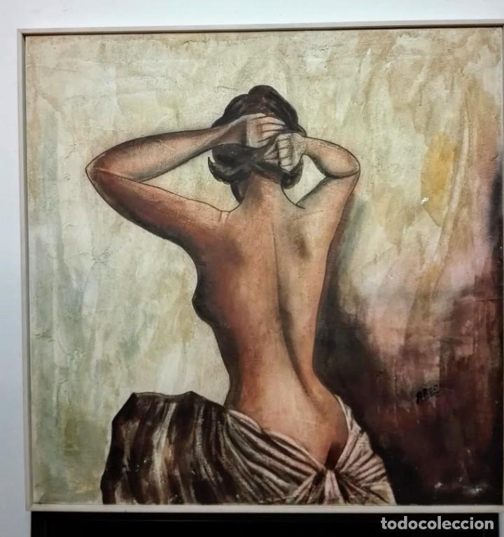 Varios objetos de Arte: Desnudo Mujer, firmado Arco - Foto 2 - 150974774