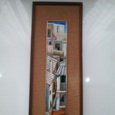 Varios objetos de Arte: ESMALTE DE MONTSERRAT MAINAR BENEDICTO.. Lote 152257882