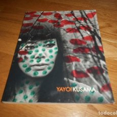 Varios objetos de Arte: YAYOI KUSAMA. CATÁLOGO DE LA EXPOSICIÓN DEL CENTRO DE ARTE REINA SOFÍA (MADRID, 2011) PERFECTO . Lote 152340338