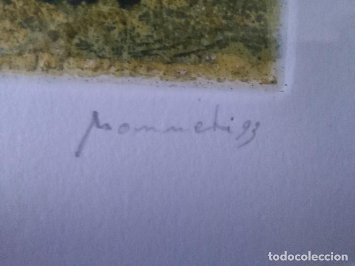 Varios objetos de Arte: Pintura cuadro lote de dos , firmados y enmarcados. - Foto 3 - 152374462