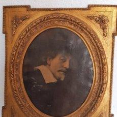Varios objetos de Arte: CUADRO MUY ANTIGUO REMBLANDT. Lote 152506546