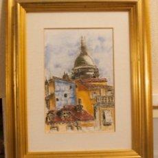 Varios objetos de Arte: CUADRO PASTEL. Lote 152956334