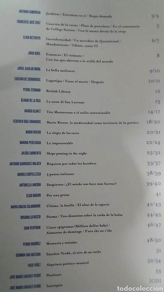 Varios objetos de Arte: Sibila nº 32. Revista de Música, Arte y Literatura. Sevilla, enero 2010. - Foto 2 - 152966033