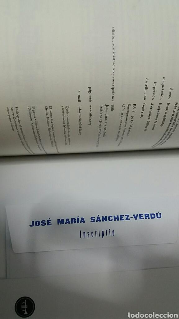 Varios objetos de Arte: Sibila nº 32. Revista de Música, Arte y Literatura. Sevilla, enero 2010. - Foto 3 - 152966033